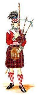 42nd (Royal Highland) Regiment of Foot en 1815 au 1/72 315