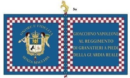 8e régiment de ligne napolitain Naples10