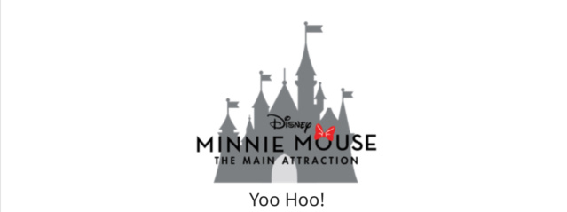 Minnie Mouse : The main attraction  4d5ec010