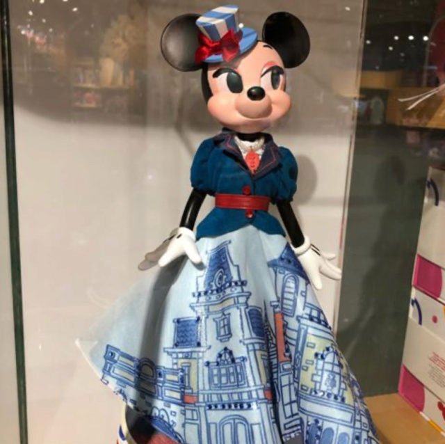 Minnie Mouse : The main attraction  Db2ca810