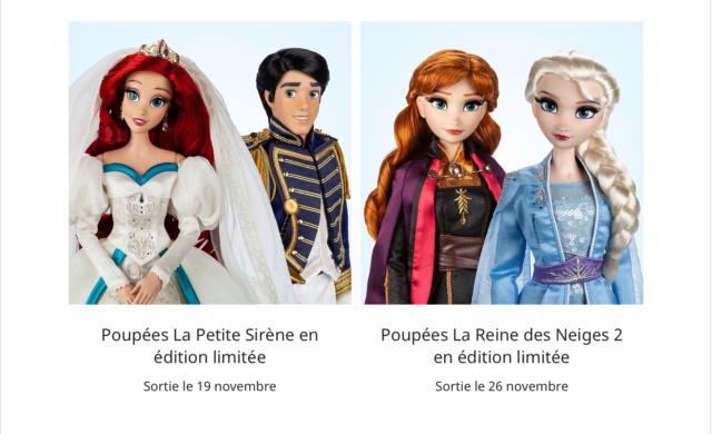 Disney Store Poupées Limited Edition 17'' (depuis 2009) - Page 5 Df0f2e10