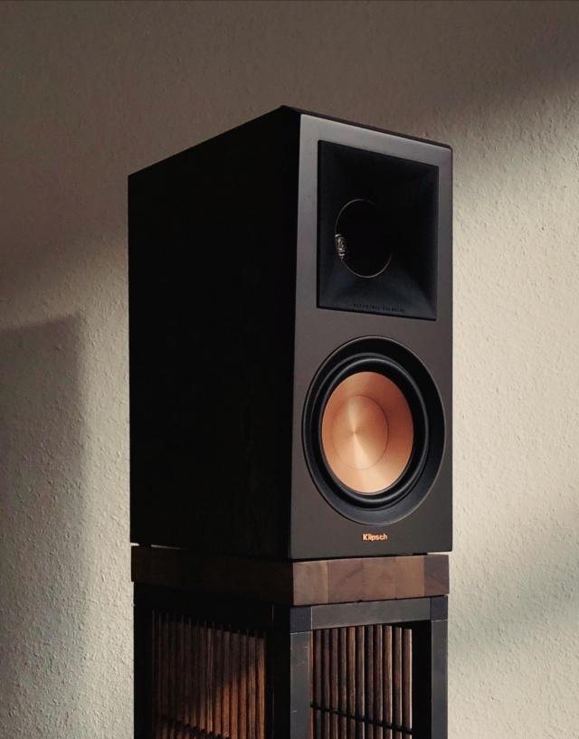 Klipsch RP-600M bookshelf speaker Img_2015