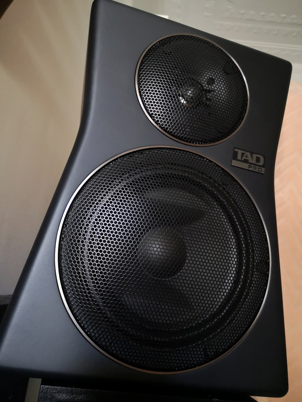 TAD Studio Monitor speakers Img_2018