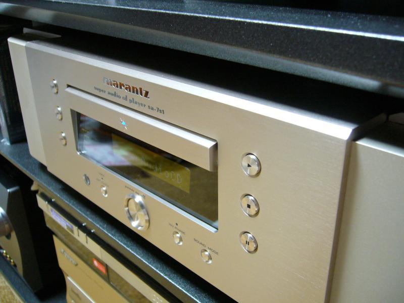 Marantz SA7 S1 cd Player Sa7s110