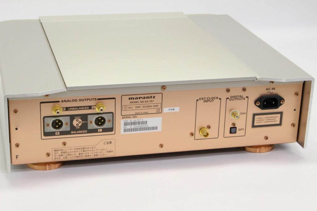 Marantz SA7 S1 cd Player Sa7s1_11