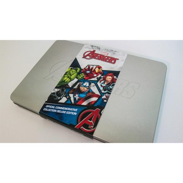 Coffret et lot de 14 pièces de collection Marvel – Zavvi Exclusif (limité à 500 exemplaire) 12087414