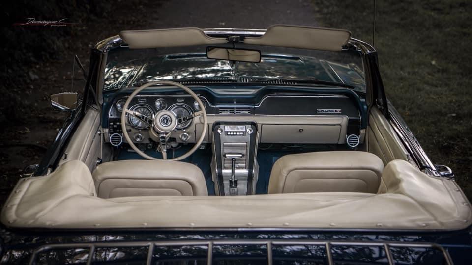Photo de Mustang 1967 111