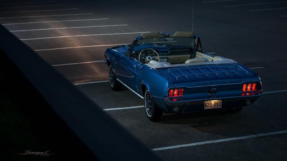 Photo de Mustang 1967 312