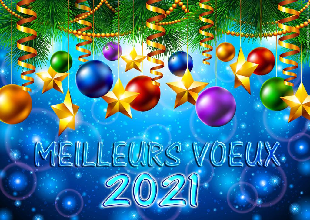 bonne année 2021 Souhai10