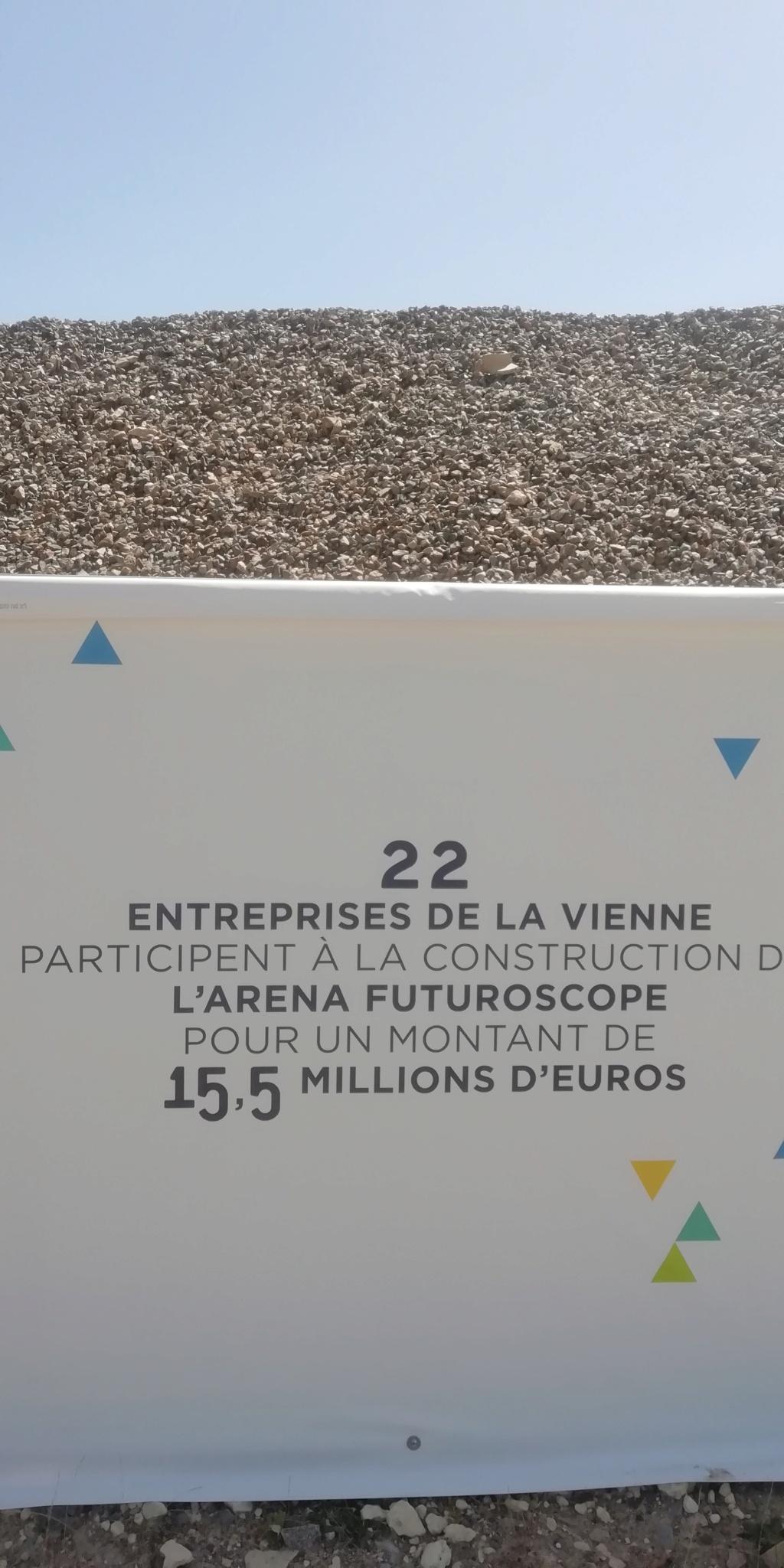 « Arena Futuroscope » grande salle de spectacles et de sports · 2022 - Page 11 Img_2017