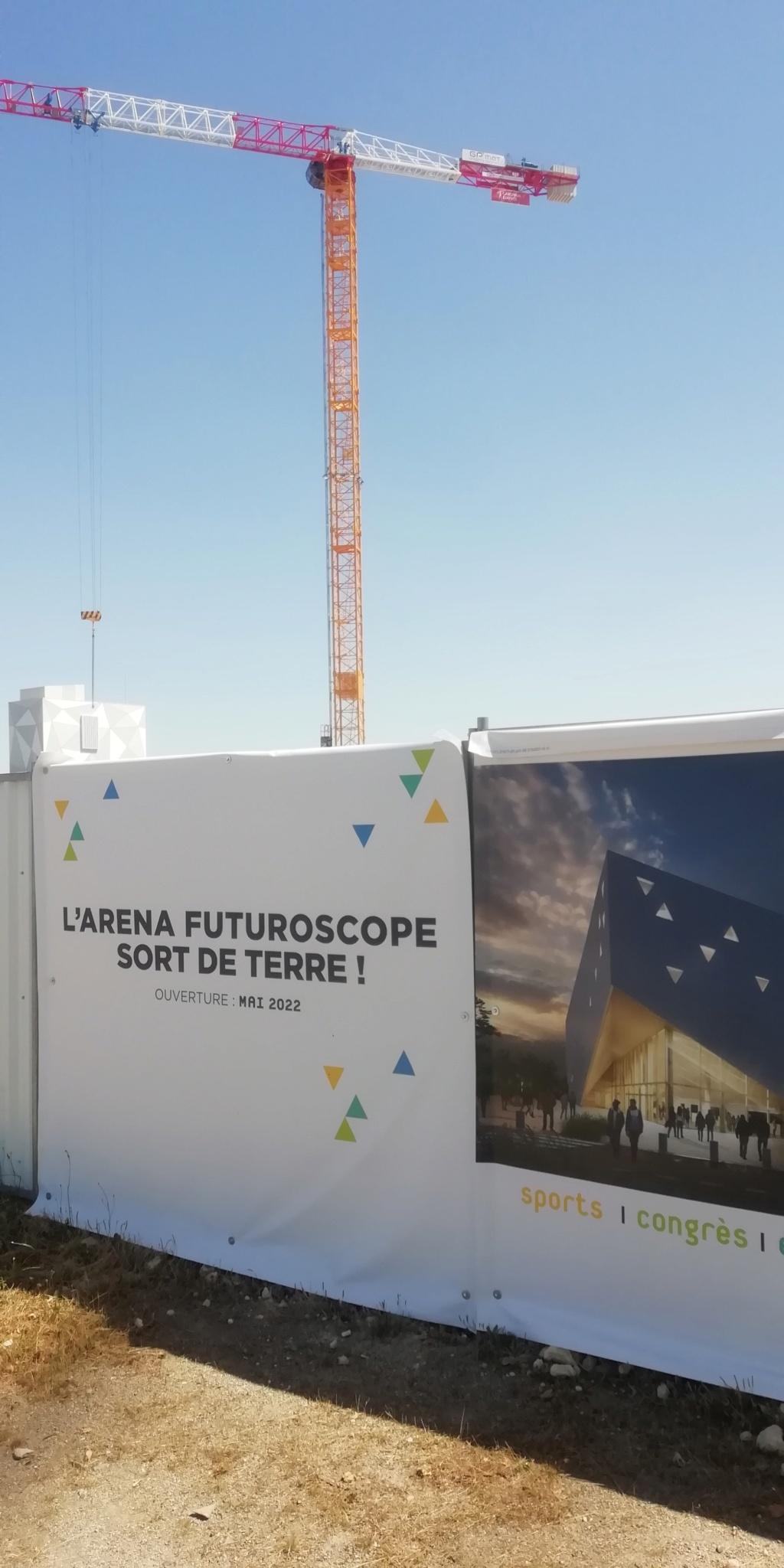 « Arena Futuroscope » grande salle de spectacles et de sports · 2022 - Page 11 Img_2019