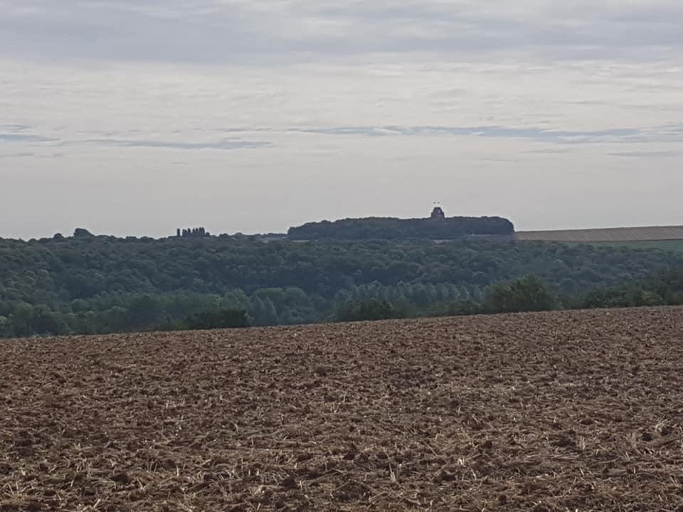 La 25ème rando VTT du Pays du Coquelicot à Pozières, 26/08 669ff410