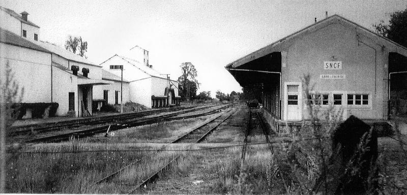 La ligne Falaise-Berjou 12102811