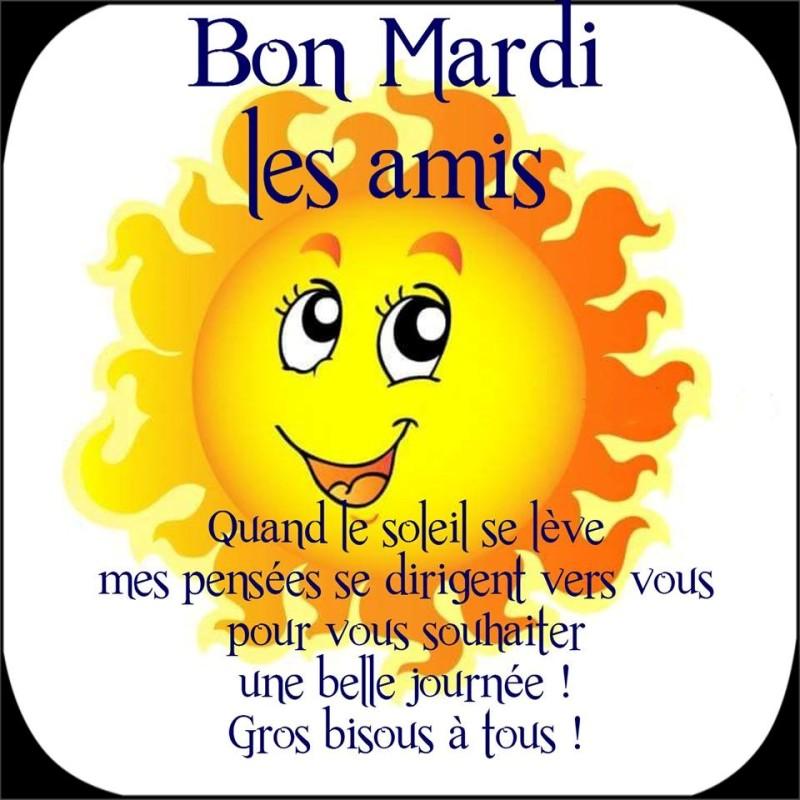 Les bonjours et contacts jounaliers du Mois de Mars 2019 - Page 2 19131910