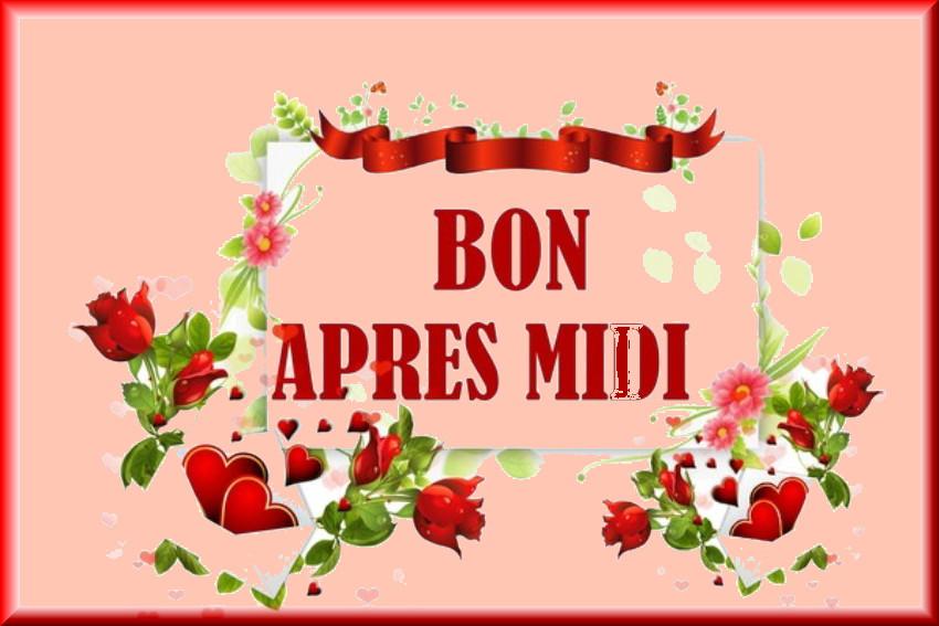 Les bonjours et contacts jounaliers du Mois d' Avril 2019 Bon_ap12