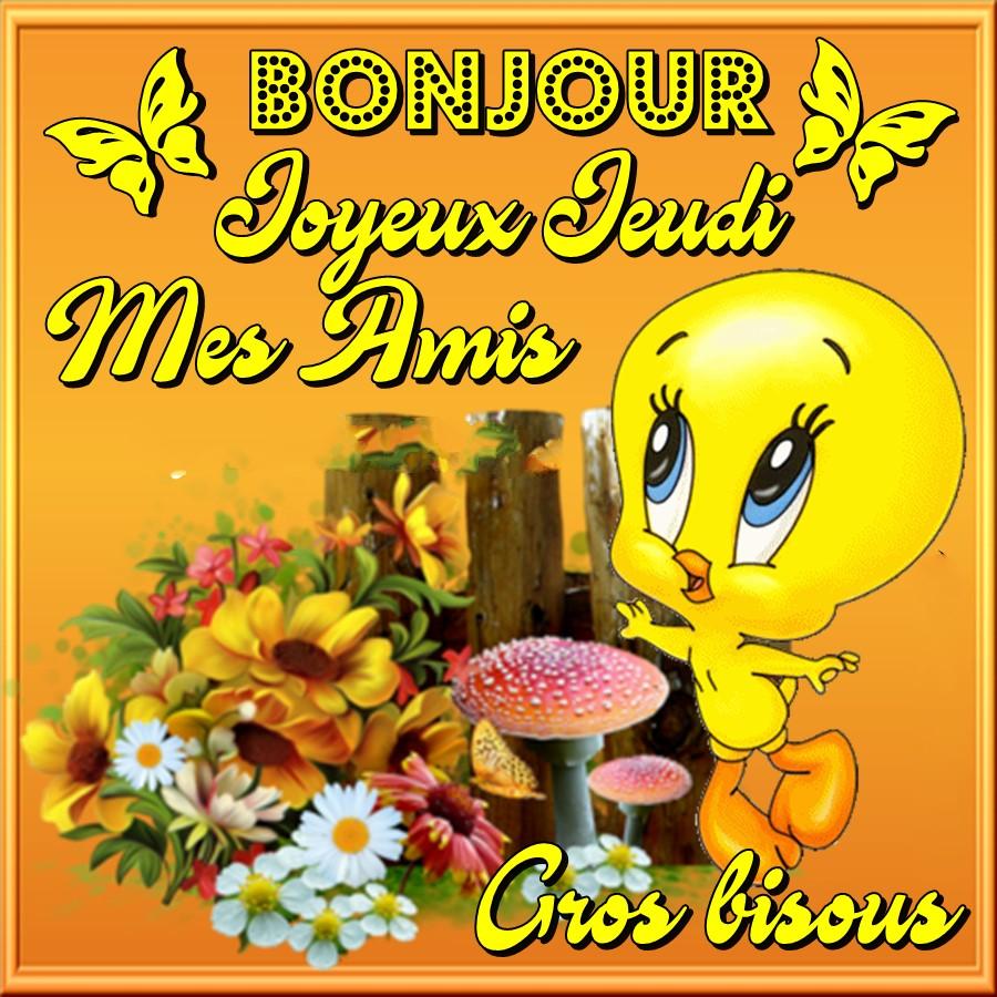 Les bonjours et contacts jounaliers du Mois d' Avril 2019 - Page 2 Jeudi_14