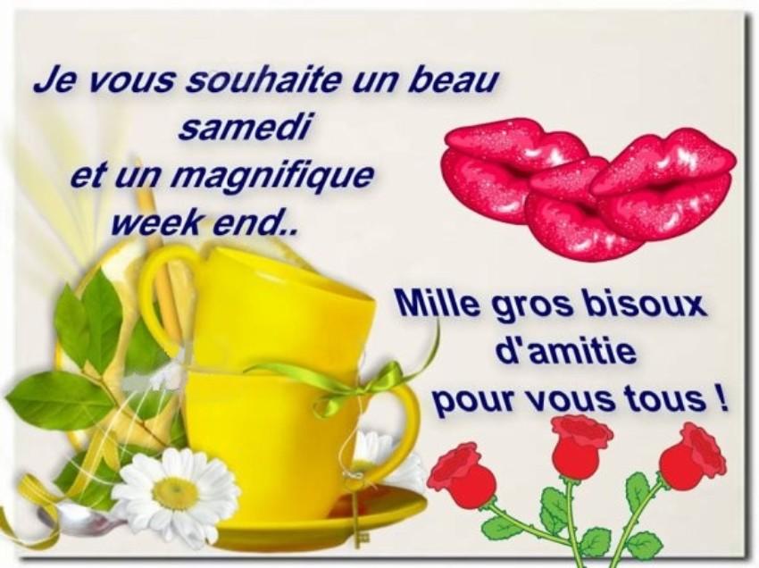 Les bonjours et contacts jounaliers du Mois d' Avril 2019 Samedi17