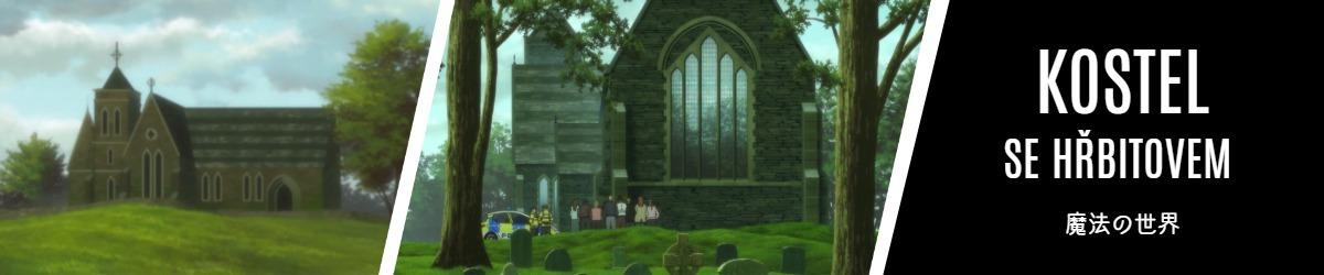 Kostel se hřbitovem Kostel10