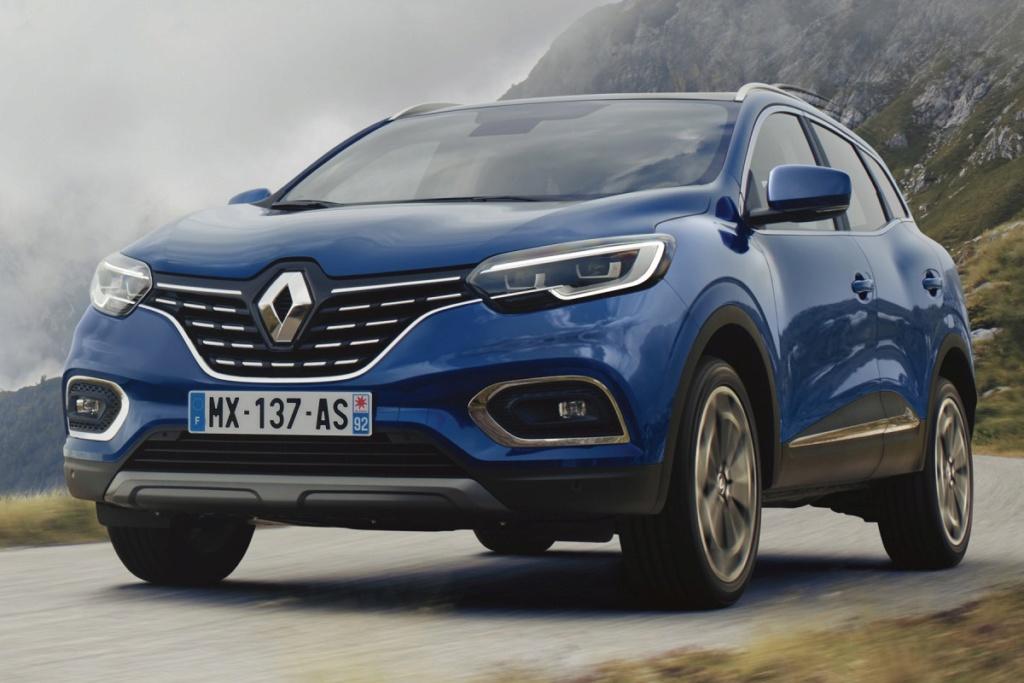 2018 - [Renault] Kadjar restylé  - Page 16 13e30010