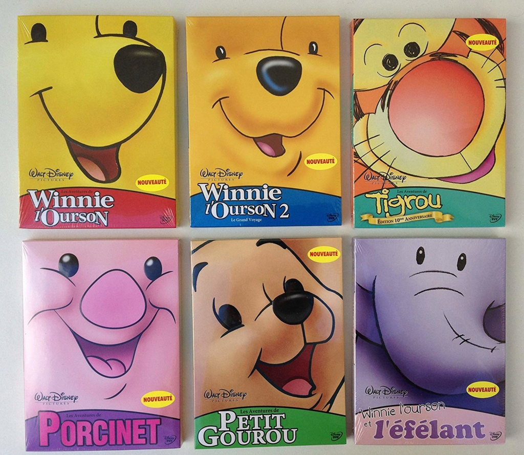 [Recherche - Vente] Le Coin des Blu-ray et DVD Disney !  (TOPIC UNIQUE) - Page 14 Winnie10