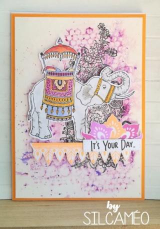 Disney Cards {Le Labyrinthe d'Alice} - Galerie 2018-010
