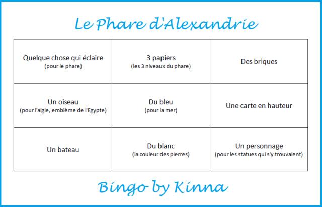 Wonderful Summer {Le Phare d'Alexandrie} by Kinna Bingo_13
