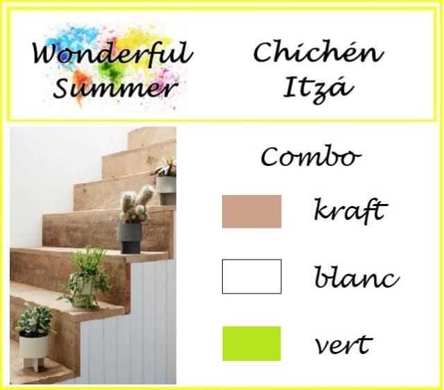 Wonderful Summer {Chichén Itzá } by Kinna Encart14