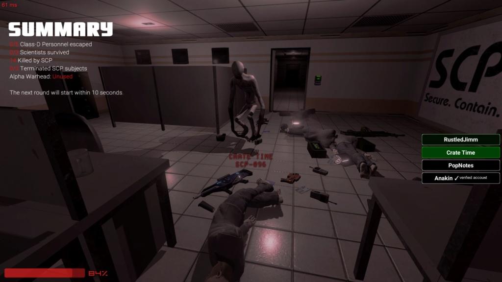 SCP: Secret Laboratory 7ghujs10