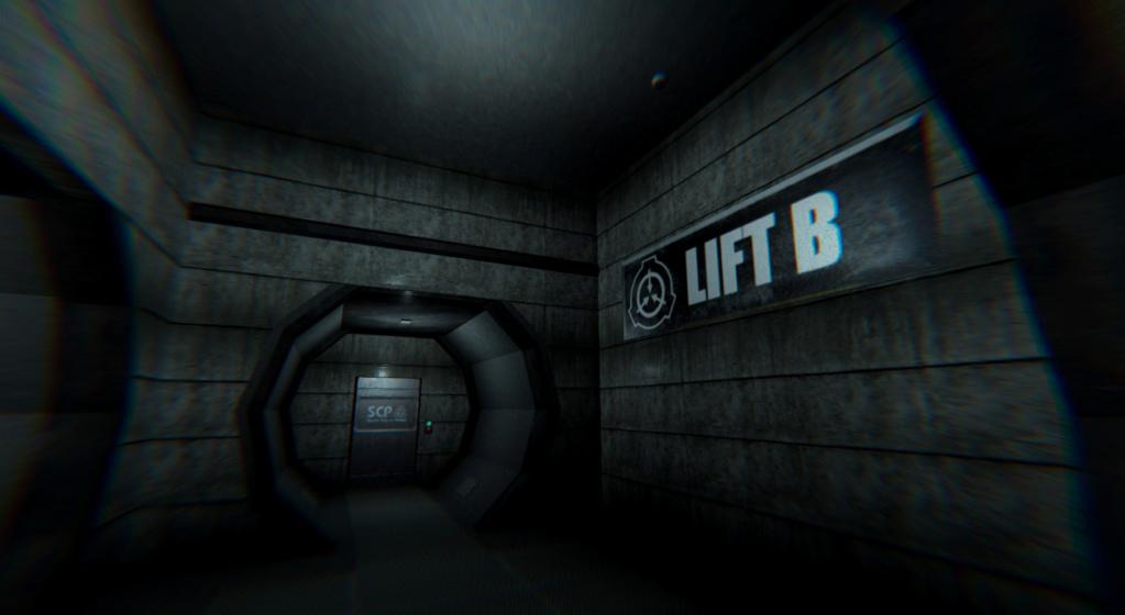 SCP: Secret Laboratory Sl110