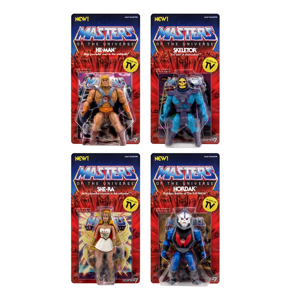 Super 7 - Maitres de l'univers Vintage 35518910