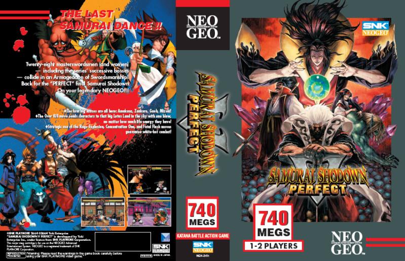 Nouveau release AES Atomikwave: Samurai spirits Perfect !! - Page 2 Test212