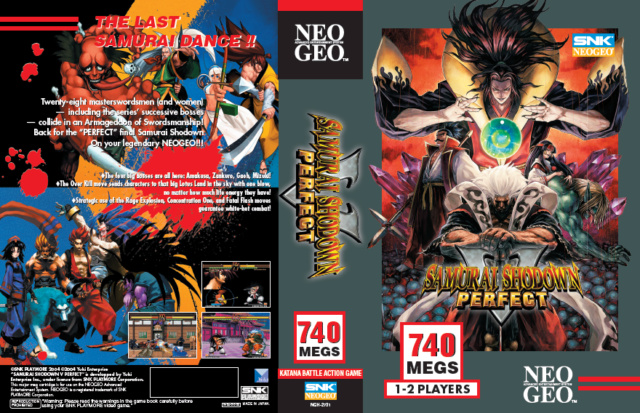 grosse exclu NEOGEO : SS5 Perfect unreleased YUKI game ! - Page 35 Test214