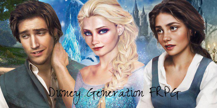 Disney Generation