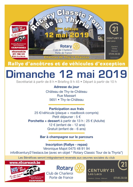 Rotary Classic Tour de la Thyria - 12 mai 2019 18_03_10