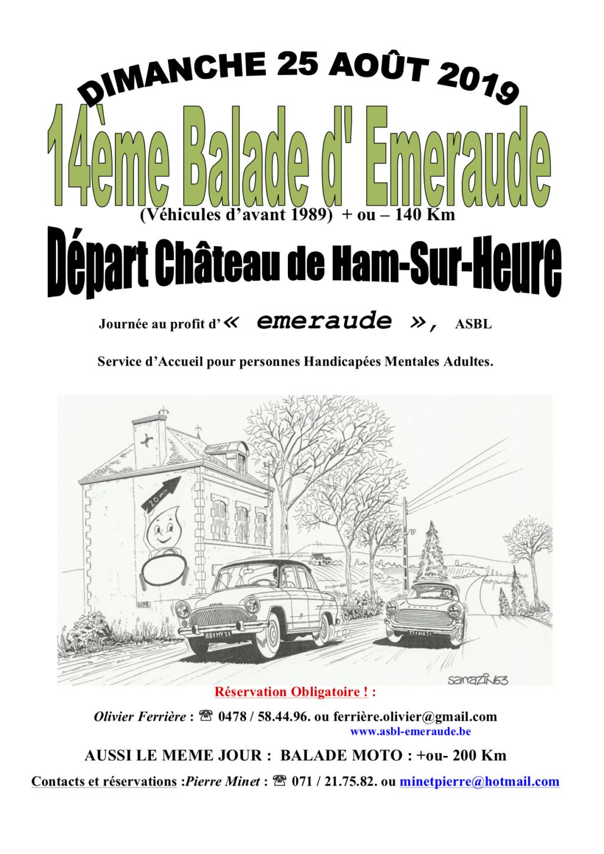 14ème balade d'Emeraude - 25/08/2019 Balade10