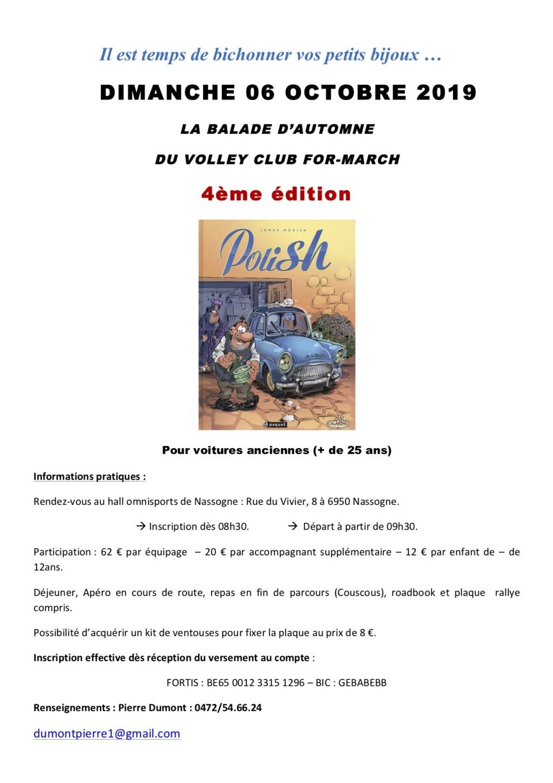Balade d'automne 06/10/2019 Dimanc10
