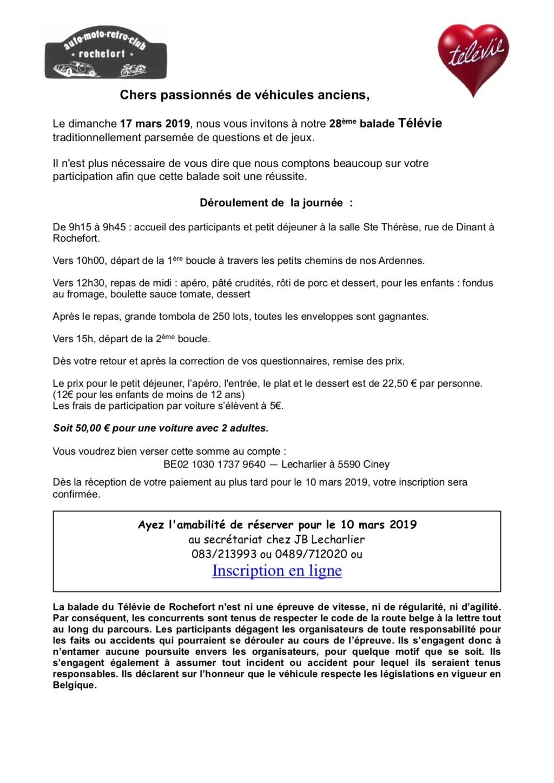 Vœux de Jean-Bernard, et annonce de la 1ère balade 2019!  Invita10