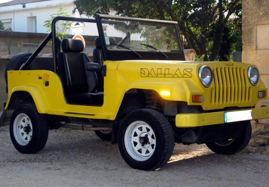 Les concurrentes de la Daf de Luc  Jeep-d10