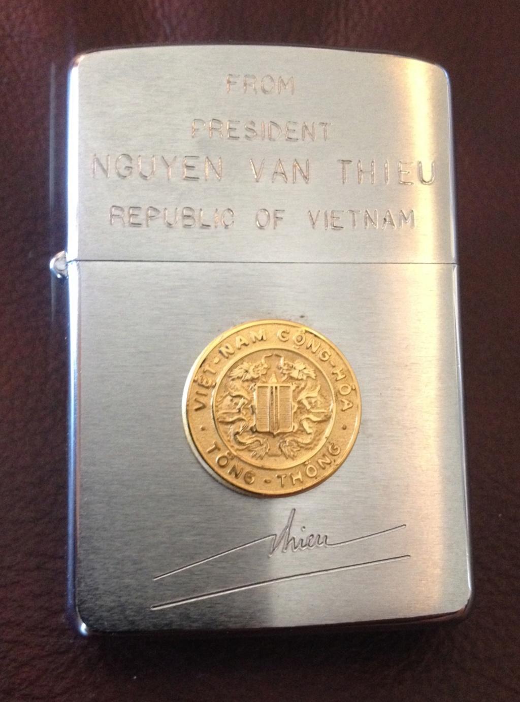 A couple of Vietnam era lighters 60ce7410