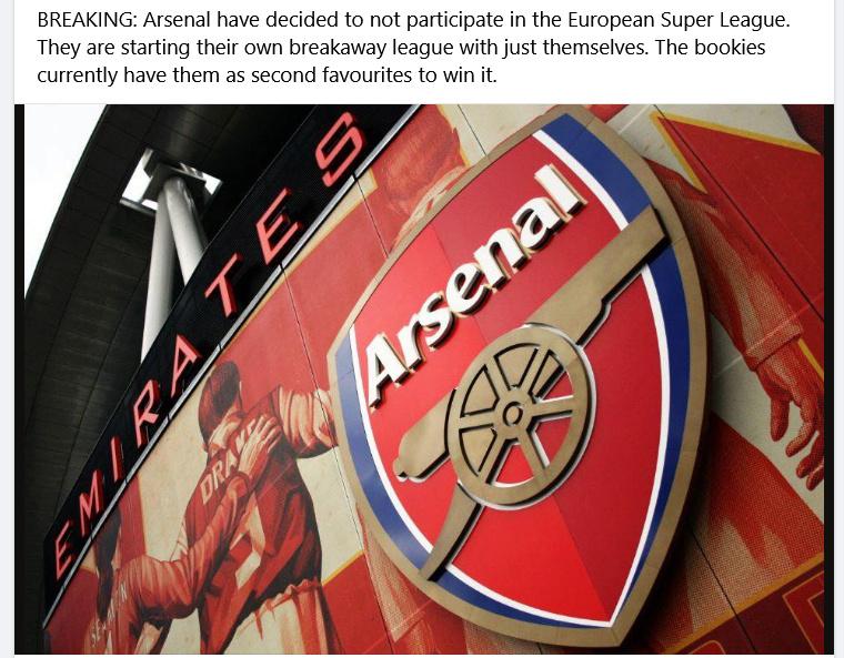 European Super League Set To Be Announced  Screen36