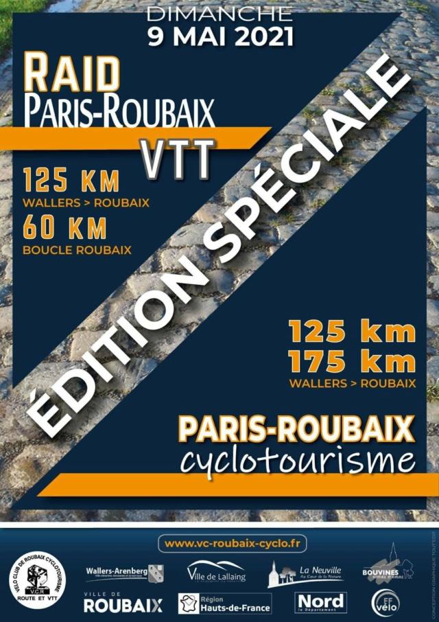 paris-roubaix 2021 vtt et cyclo [Orga Club] 13522510