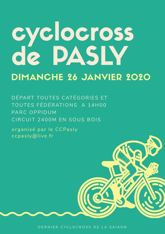 cyclo cross pasly 83119910