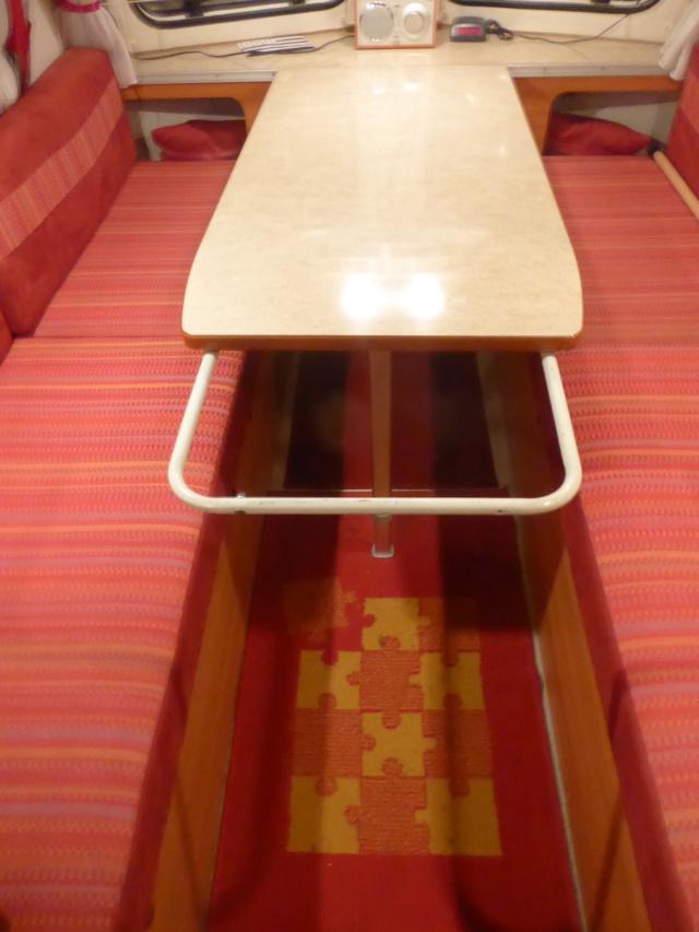 L'encombrante et lourde table de la super-puck P1150121