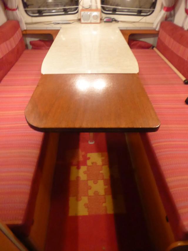 L'encombrante et lourde table de la super-puck P1150122