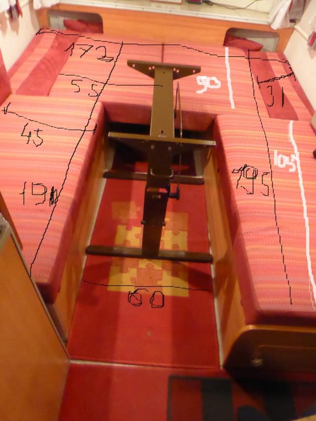 L'encombrante et lourde table de la super-puck P1150128