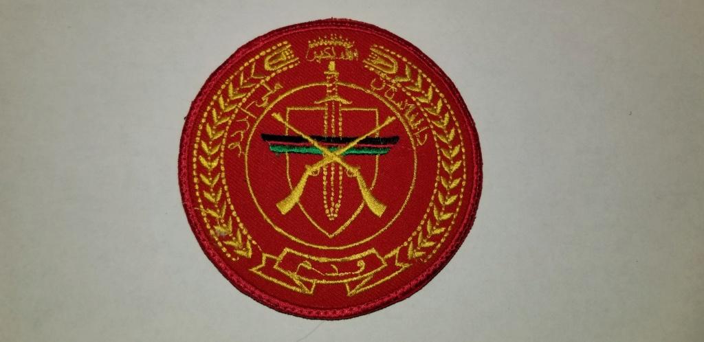 Afghan Insignia 20190610