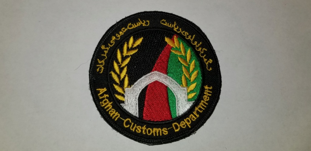 Afghan Insignia 20190611