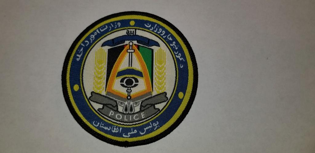 Afghan Insignia 20190612
