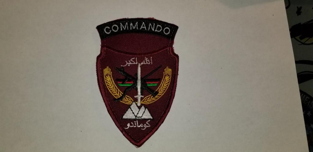 Afghan Insignia 20190617