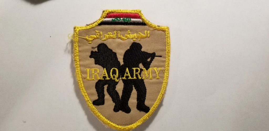 Some Iraqi Insignia 20190631